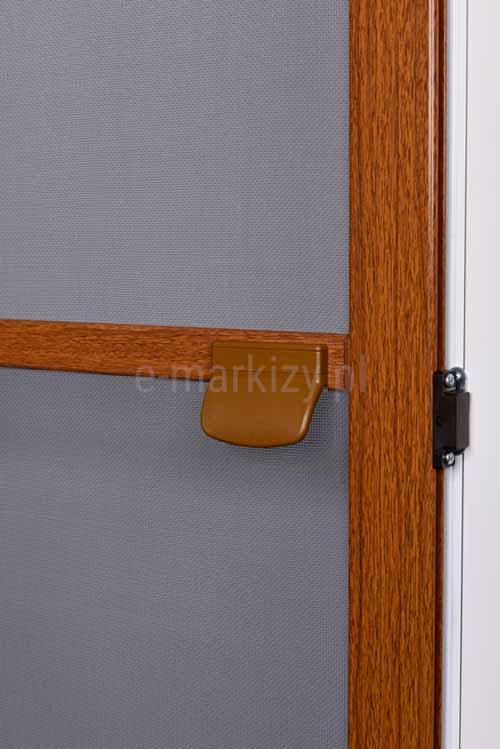 Moskitiera drzwiowa otwierana saloon, moskitiera z magnesem