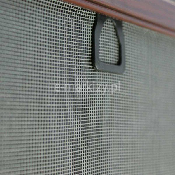 Moskitiera okienna ramkowa siatka, osłona przed komarami