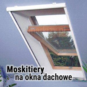 Moskitiery na okna dachowe, kategoria sklep internetowy, moskitiera na wymiar