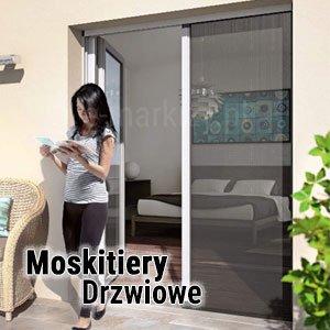 Moskitiery drzwiowe, kategoria sklep internetowy, moskitiera na drzwi