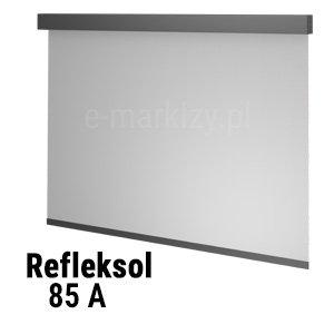Refleksol 85 a selt, refleksol w kasecie, refleksole elektryczne, rolety wewnętrzne
