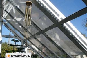 Markiza na ogród zimowy, veranda selt, rolety kraków, rolety warszawa