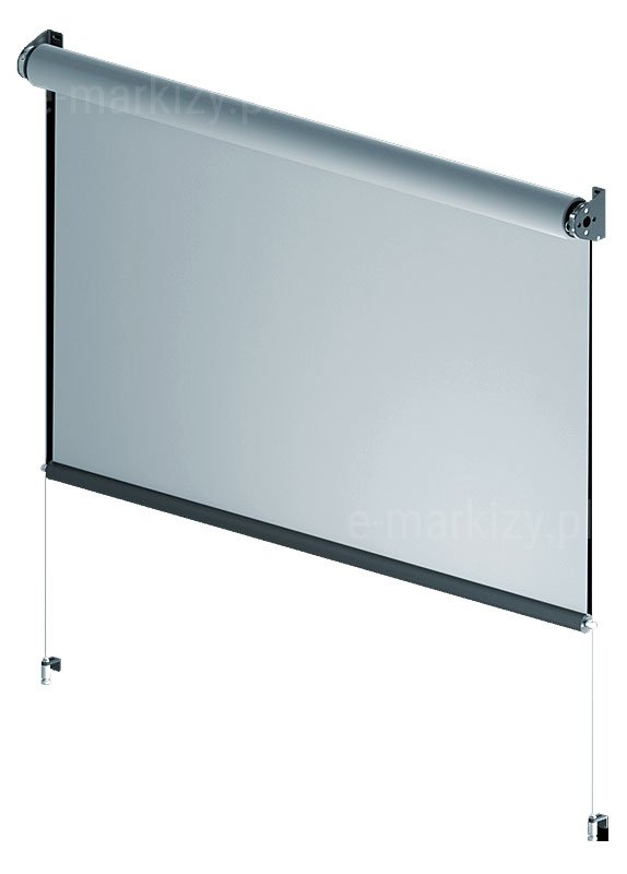 Refleksol gabarytowy selt XL, duże refleksole na wymiar, roleta refleksol elektryczna