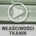 Właściwości tkanin markizowych youtube, poszycia markizowe odporność na wodę, właściwości tkanin akrylowych