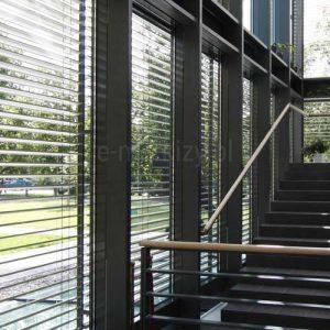 Żaluzje z90 owal, osłony okienne na wymiar, osłony przeciwsłoneczne, rolety zaciemniające