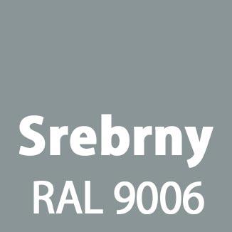 Srebrny RAL9006