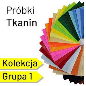 Probki tkanin markizowych grupa 1, tkaniny markizowe próbki, próbnik tkanin, wzornik tkanin