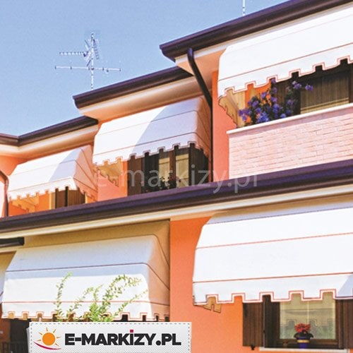 Markizy koszowe proste cena, markiza nad balkon, markiza nad okna