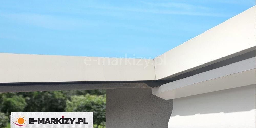 Pergola luxo aluminiowa na wymiar, pergola cennik, pergola tarasowa