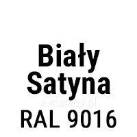 Biały Satyna (RAL 9016)