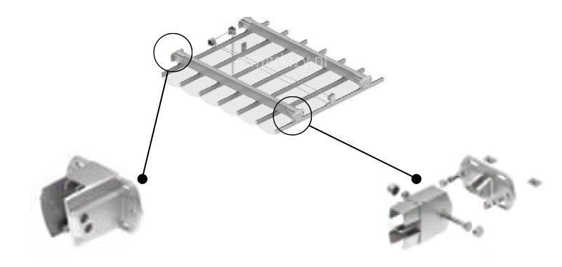Dach costa miedzyścienny detale, automatyka, dane techniczne