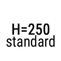 Standard 250cm