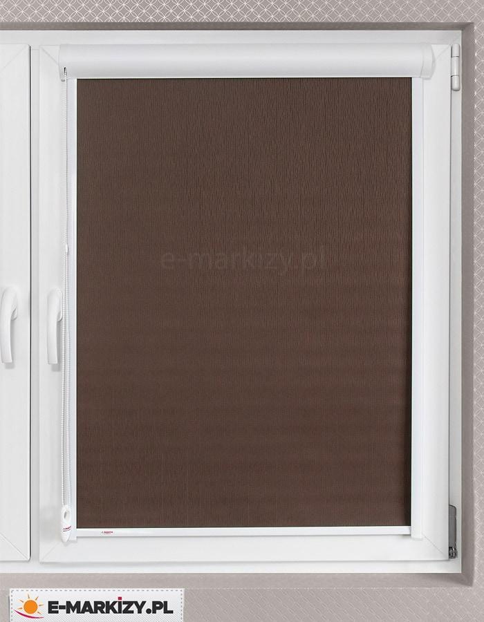 Rolety okienne na wymiar, rolety kombi lux, Wewnętrzne rolety okienne