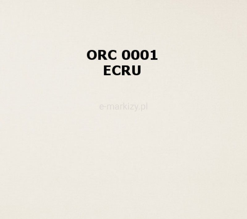 ORC-0001