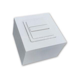 Przełącznik do markiz somfy, przełącznik natynkowy 1800508 + ramka 9019971