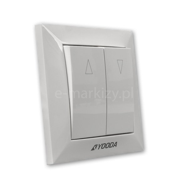 Przełącznik do markiz yooda, przełącznik podtynkowy 667102