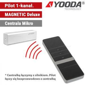Automatyka do refleksoli, yooda pilot magnetic deluxe, sukcesgroup 1701800 1701800b
