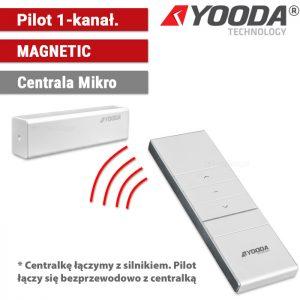 Automatyka do refleksoli, yooda pilot magnetic, sukcesgroup 1701600