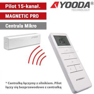 Automatyka do refleksoli, yooda pilot magnetic pro, sukcesgroup 1702702