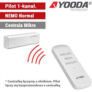 Automatyka do refleksoli, yooda pilot nemo normal, sukcesgroup 1701287