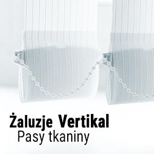 Żaluzje vertikal pasy tkaniny, tkaniny do verticali, żaluzja pionowa pasy tkaniny