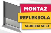 Miniatura youtube filmy produkt montaż refleksola screen selt