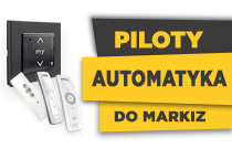 Miniatura youtube filmy produkt piloty markizowe