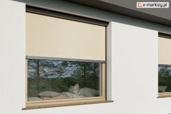 System zewnętrzny refleksol 90, refleksol zewnętrzny, refleksol okienny zewnętrzny