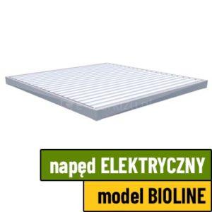 Dach pergoli bioline wycena, dach lamelowy wycena