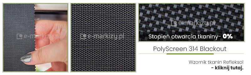 Wybierz Poszycie Polyscreen314