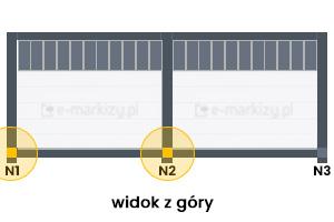 N1, N2 (2-moduly)