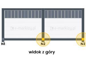N2, N3 (2-moduly)