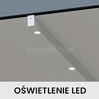 Oświetlenie punktowe LED RTS