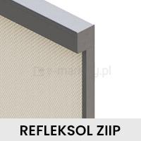 Refleksol ZIIP (kaseta kwadratowa) - wysokość standard