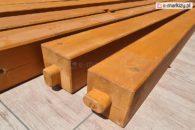 Pergola drewniana belki konstrukcyjne, pergola drewniana juko elementy