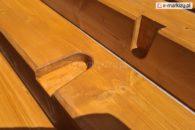 Pergola drewninana łączenia belek, pergola drewniana juko elementy